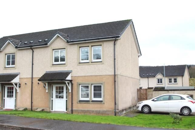 Thumbnail Semi-detached house for sale in Mill Court, Newmilns, Kilmarnock, East Ayrshire