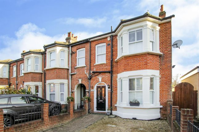 Thumbnail Property for sale in Britannia Road, Warley, Brentwood