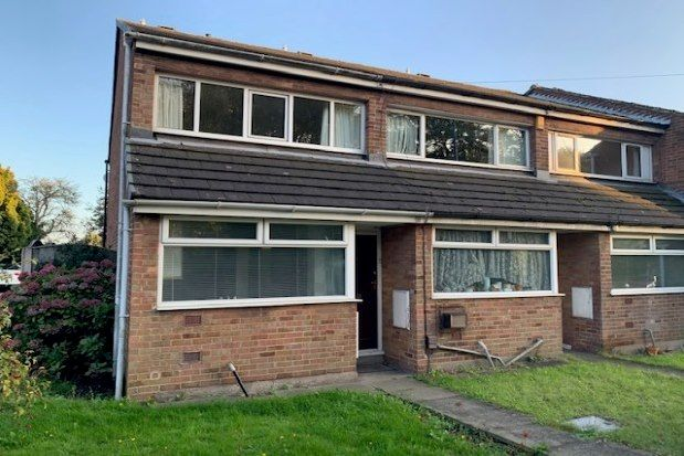 Thumbnail 2 bed property to rent in Sitwell Street, Derby