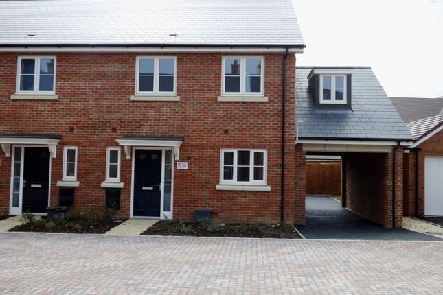 Thumbnail Semi-detached house for sale in Earls Park, Tuffley Crescent