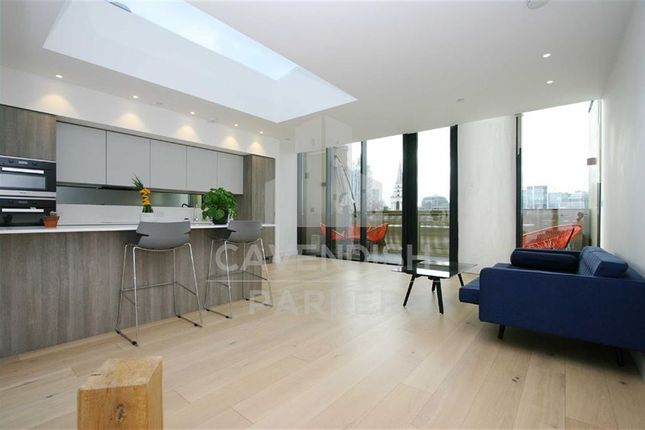 Thumbnail Flat to rent in Britannia House, Shoreditch, London
