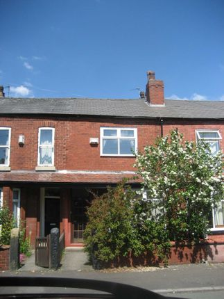 Thumbnail Terraced house to rent in Cavendish Road, West Didsbury, Didsbury, Manchester