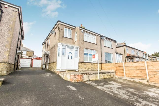 Thumbnail Semi-detached house for sale in Golf Avenue, Halifax, West Yorkshire