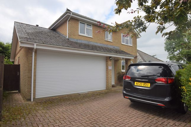 Thumbnail Detached house to rent in Fen Road, Pidley, Huntingdon