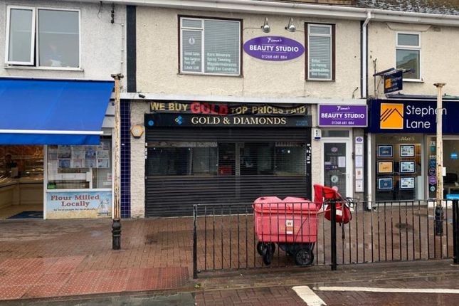 Thumbnail Retail premises to let in Shop, 78, Furtherwick Road, Canvey Island