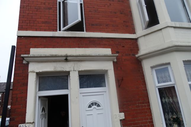 Thumbnail Flat to rent in Condercum Road, Benwell, Newcastle Upon Tyne