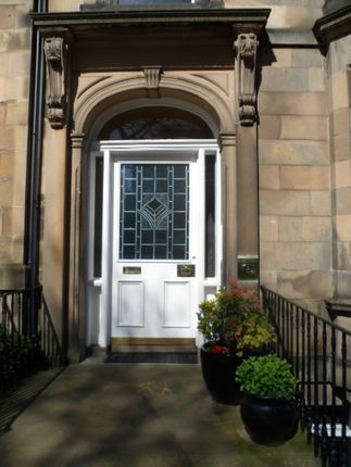 Thumbnail Flat to rent in Learmonth Terrace, West End, Edinburgh