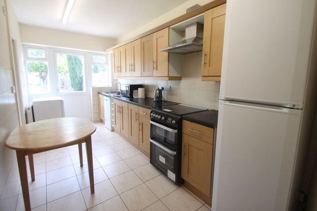 Thumbnail Semi-detached house to rent in Kingston Lane, Uxbridge