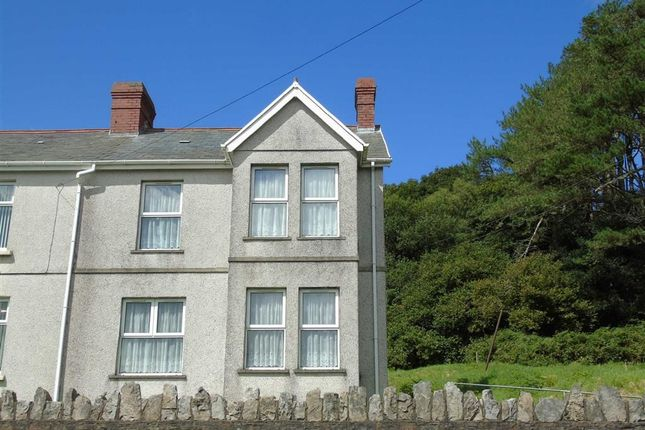 Thumbnail Semi-detached house for sale in Gwscwm Road, Burry Port