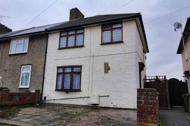 Thumbnail Terraced house for sale in Wren Road, Dagenham