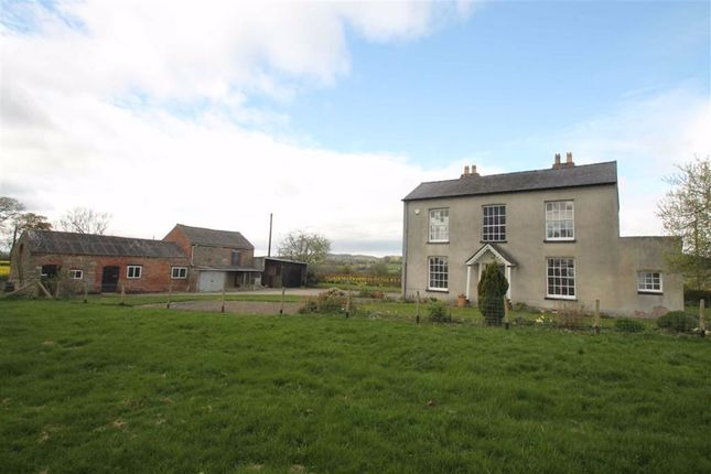 Thumbnail Detached house to rent in Morton, Oswestry