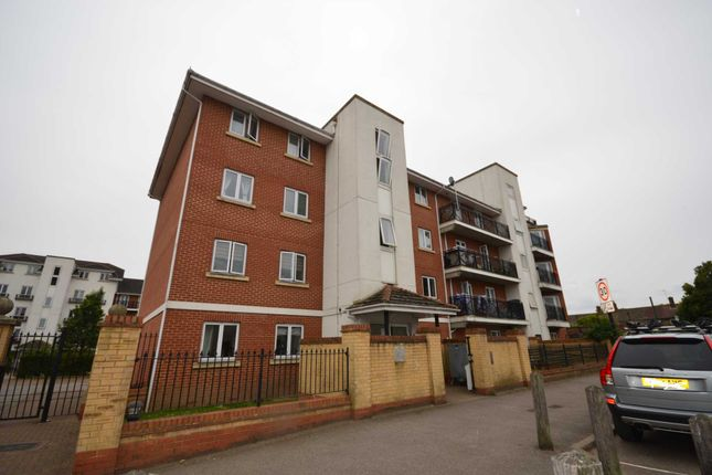 Thumbnail Flat for sale in Felixstowe Road, London