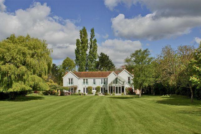 Thumbnail Detached house for sale in Lower Pennington Lane, Pennington, Lymington, Hampshire