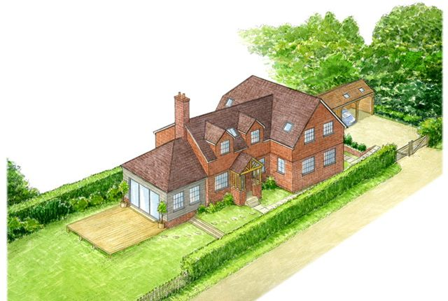 Thumbnail Bungalow for sale in School Lane, Lodsworth, Petworth