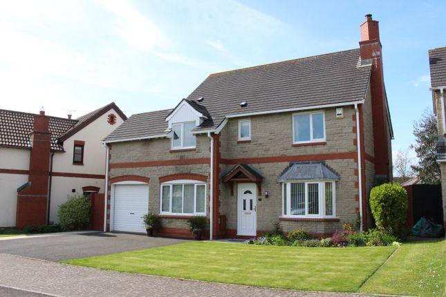Thumbnail Detached house for sale in Groeswen, Llantwit Major