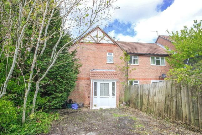 2 bed end terrace house for sale in Pine Road, Brentry, Bristol BS10