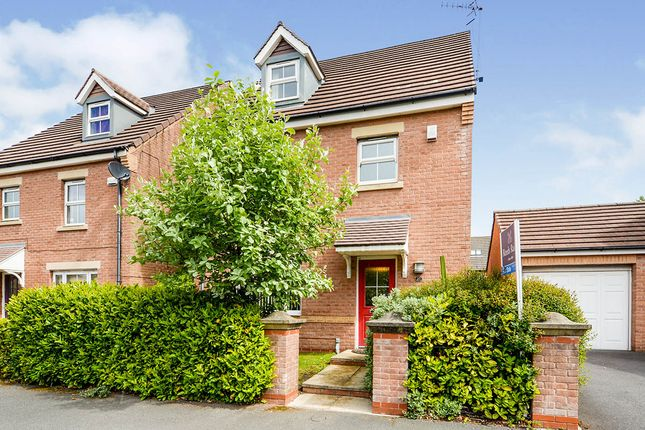 Thumbnail Detached house for sale in Immingham Drive, Liverpool, Merseyside