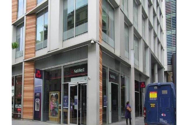 Thumbnail Retail premises for sale in Natwest - Former, 17-18, Bankside, Southwark, London, Greater London