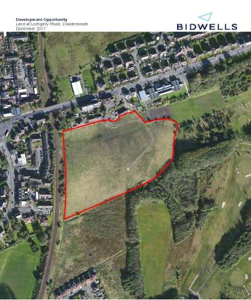 Thumbnail Land for sale in Lochgelly Road, Cowdenbeath, Fife