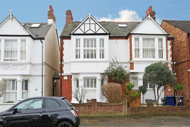 Thumbnail Semi-detached house for sale in Graham Road, Bedford Park Borders, Chiswick, London