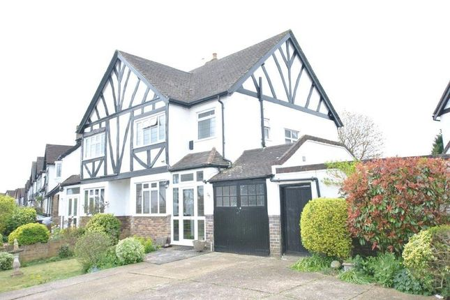 Thumbnail Semi-detached house for sale in Court Avenue, Old Coulsdon, Coulsdon