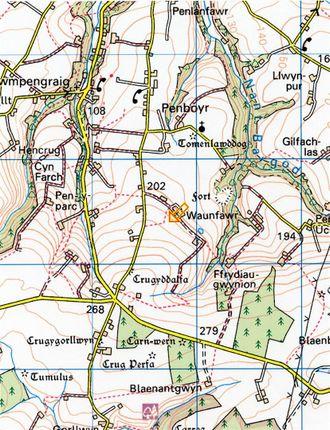 Thumbnail Land for sale in Blaen Maenog, Velindre, Llandysul