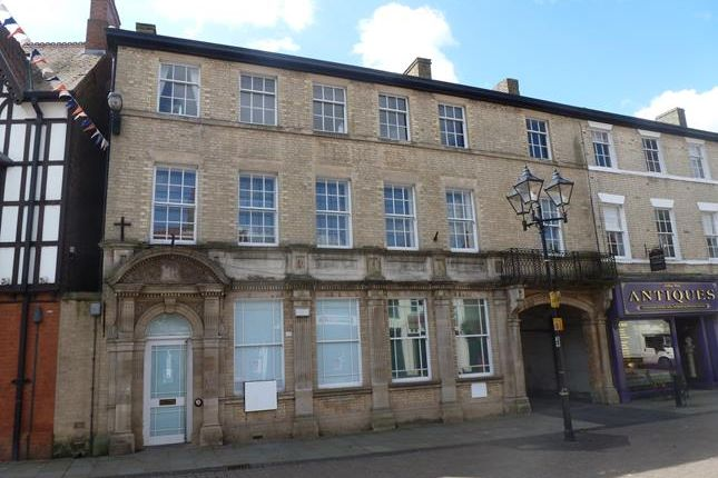 Office for sale in 27, Market Place, Brigg, North Lincolnshire