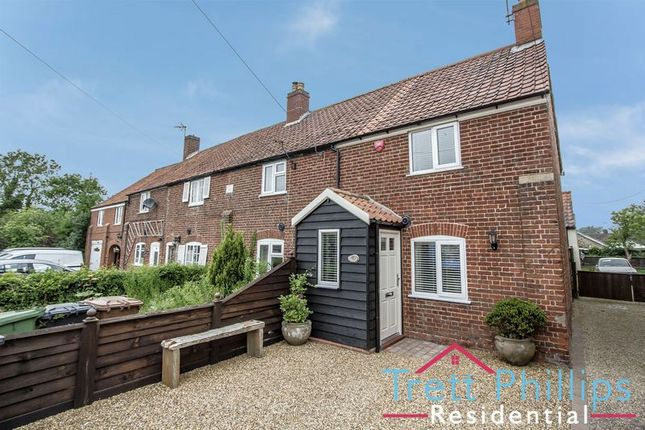 Thumbnail End terrace house for sale in Norwich Road, Ludham, Great Yarmouth