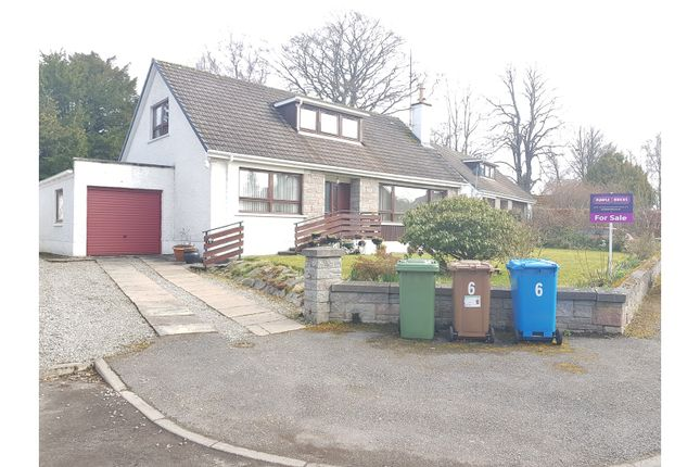 Thumbnail Detached house for sale in Castle Gardens, Dingwall