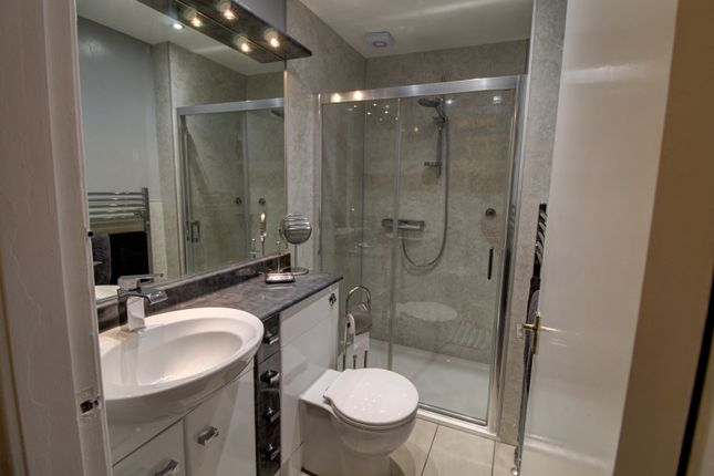 Shower Room of Millbank Place, Aberdeen AB25