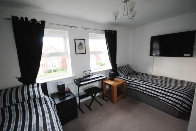 Bedroom of Bicester Grove, Hebburn NE31