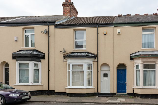 Thumbnail Terraced house to rent in Hampton Road, Stockton On Tees