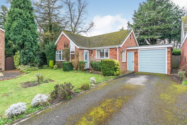 Thumbnail Detached bungalow for sale in Avery Drive, Acocks Green, Birmingham