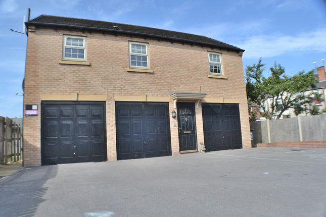 Shaftesbury Crescent, Derby DE23