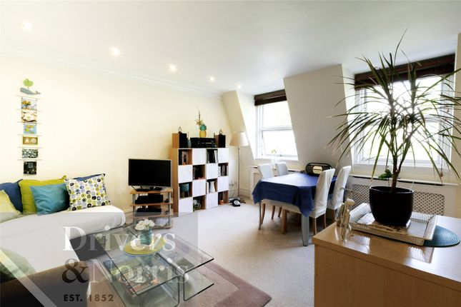 Thumbnail Flat to rent in Ashburn Gardens, London