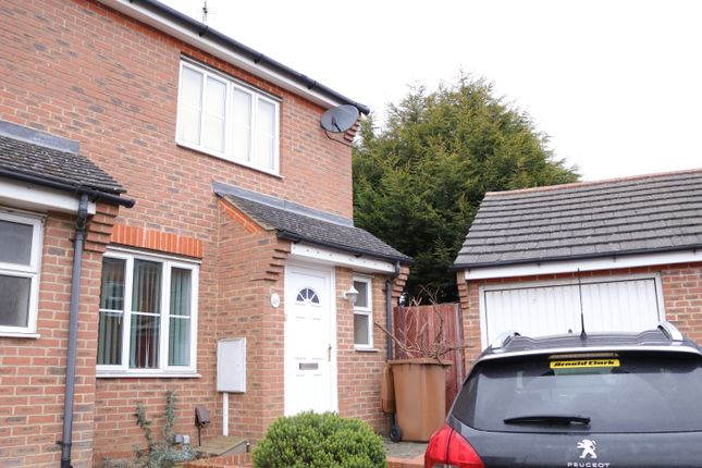 Thumbnail Semi-detached house to rent in 16 Butterfields, Wellingborough