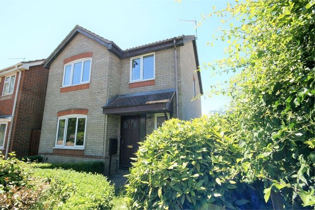 Thumbnail Detached house for sale in Millside Close, Kingsthorpe, Northampton