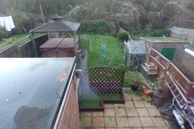 Rear Garden of Evenden Road, Meopham, Gravesend DA13