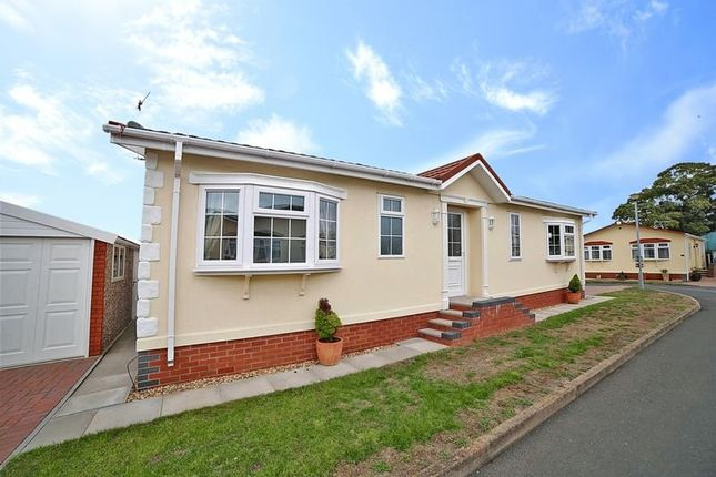 Thumbnail Detached bungalow for sale in The Moorings, Long Lane, Telford, Shropshire