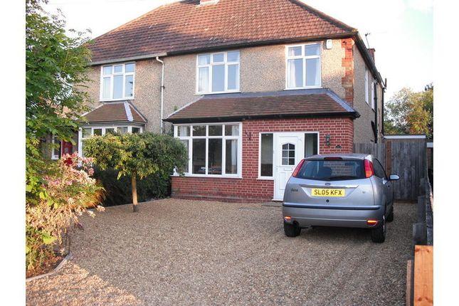 Thumbnail Semi-detached house to rent in Pepys Way, Girton, Cambridge