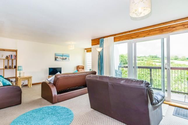 Thumbnail End terrace house for sale in Honicombe Manor Holiday Park, St. Anns Chapel, Cornwall