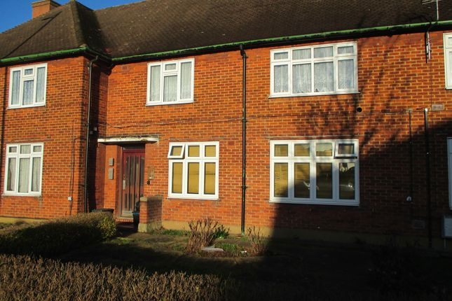 Thumbnail Flat for sale in New North Road, Hainault