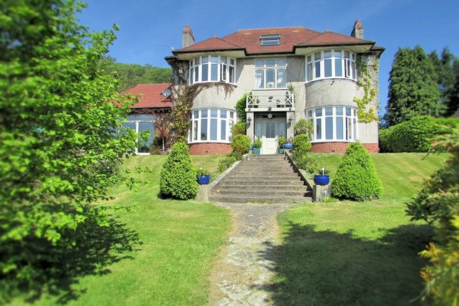 Thumbnail Detached house for sale in Main Road, Cilfrew, Neath, Neath Port Talbot.