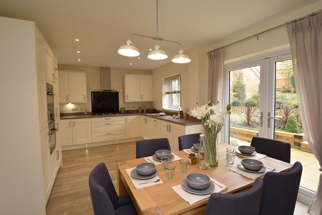 Thumbnail Detached house for sale in Plot 58 The Garnet, Egstow Park, Off Derby Road, Clay Cross, Chesterfield