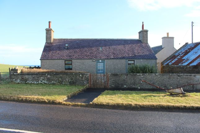Thumbnail Cottage for sale in Stronsay, Orkney
