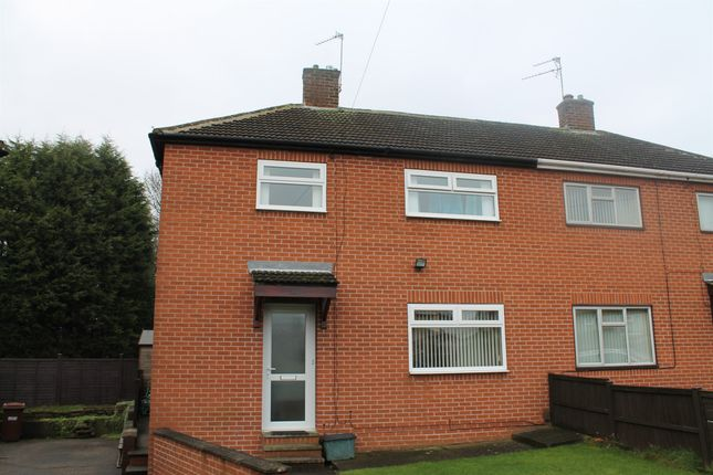 Thumbnail Semi-detached house for sale in Orchard Grove, Arnold, Nottingham