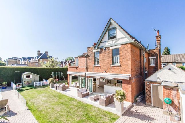Thumbnail Detached house for sale in Chelmsford Road, London