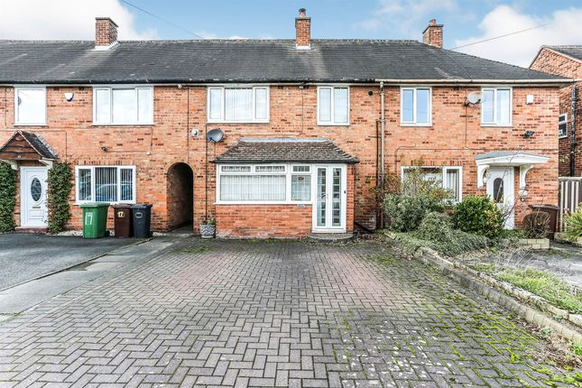 3 bed terraced house for sale in Lawnswood Avenue, Shirley, Solihull B90