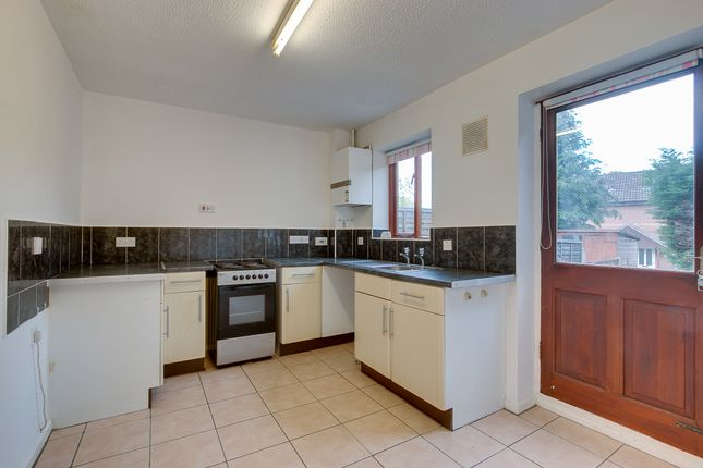Thumbnail Terraced house for sale in Perryfields Close, Oakenshaw South, Redditch