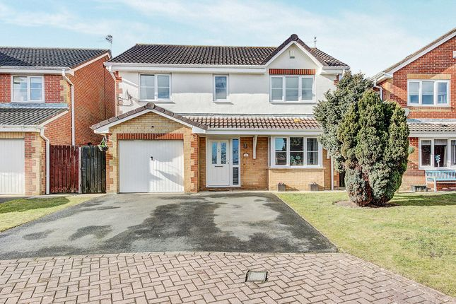 Thumbnail Detached house for sale in Beaumont Manor Chase Farm Drive, Blyth
